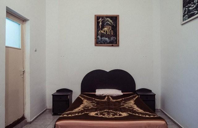 Mahkumların aşk odaları!