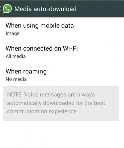 Whatsapp'ta şok yenilik silinen mesajlar...