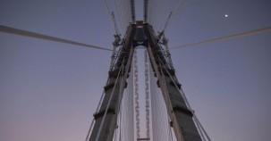 3. Köprü'de sona yaklaşıldı