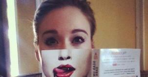 Sosyal medyanın yeni trend: Bookface fotoğraflar çekilmek
