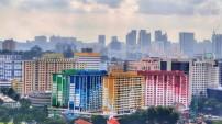 Dünyanın en renkli evleri