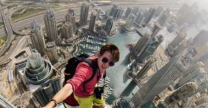 Yükseklik korkusu olmayanlara çılgın fotoğraflar