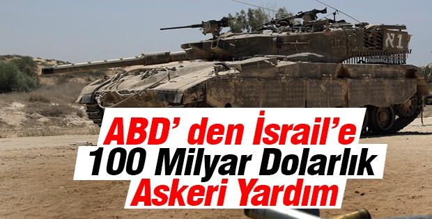 100 milyar dolarlık askeri yardım