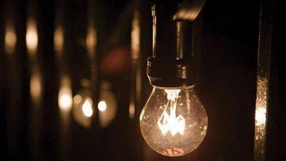 12 saate varan süre ile elektrik kesintisi uygulanacak