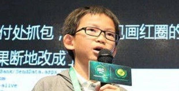 12 yaşında dünyayı şaşkına çevirdi!