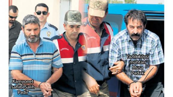 13 polisi şehit eden saldırının altından muhtar çıktı