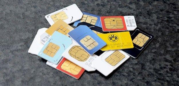 15 milyon sim kart değişecek