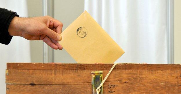 1 Kasım seçiminde rekor gelebilir!