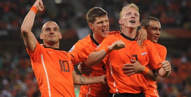 2014 Dünya Kupası'nın Üçüncüsü Hollanda Oldu