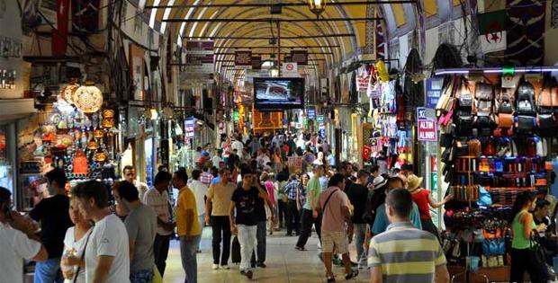 2014 yılında İstanbul'a en çok o ülkeden turist geldi