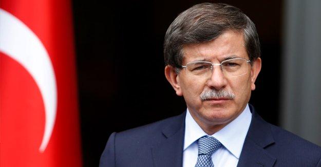 Davutoğlu'ndan Rusya'ya Çok Sert Mesaj
