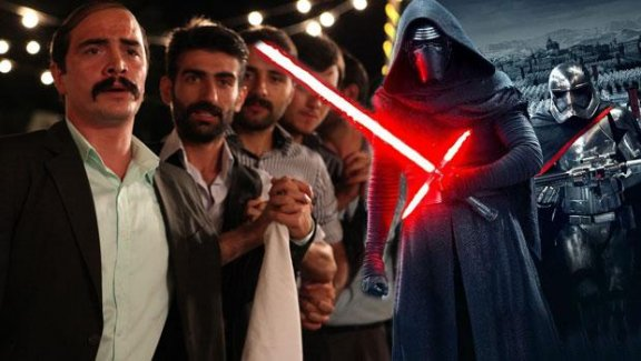 Düğün Dernek 2, Star Wars 7 Güç Uyanıyor'u ezdi geçti!
