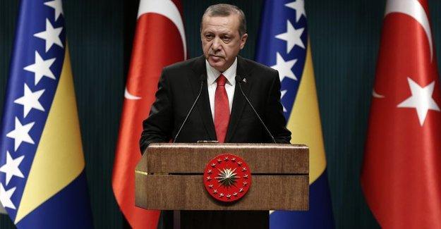 Erdoğan'dan ODTÜ'de yaşananlar hakkında açıklama