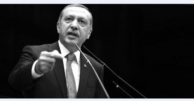 """Erdoğan: """"Gırtlağına kadar ihanete batmış biri"""""""