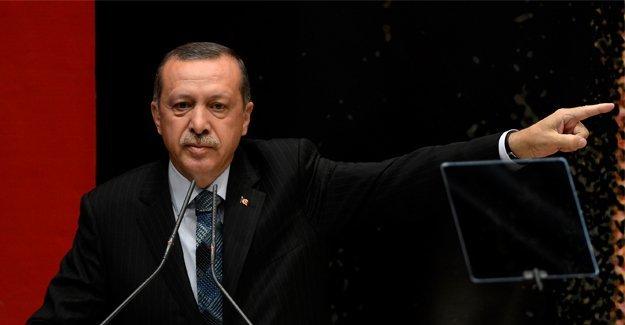 Erdoğan rahatsızım dedi 400 kişi istifa etti