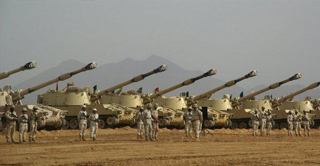 Müslümanlardan dev askeri ittifak