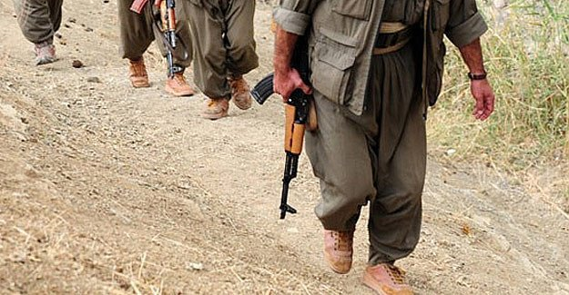 PKK'lıların telsizlerinde şok ifadeler