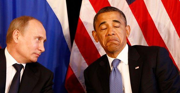 Putin'e bir şokta Obama'dan