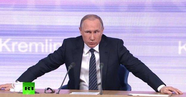 """Putin: """"Türkiye Suriye'ye gelsinde görelim"""""""