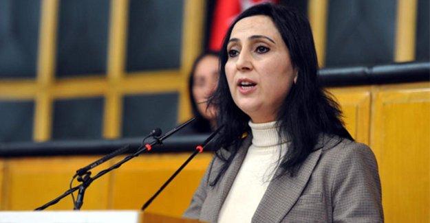 Yüksekdağ'dan skandal öz yönetim çıkışı