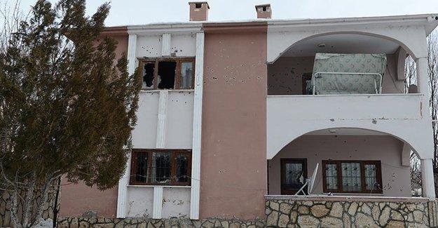 12 PKK'lının Öldürüldüğü Villanın Sırrı Kamerada