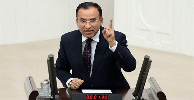 Adalet Bakanından Kılıçdaroğlu'na Sert Tepki