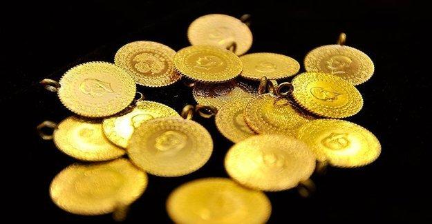 Altın Fiyatları İnişe Geçti