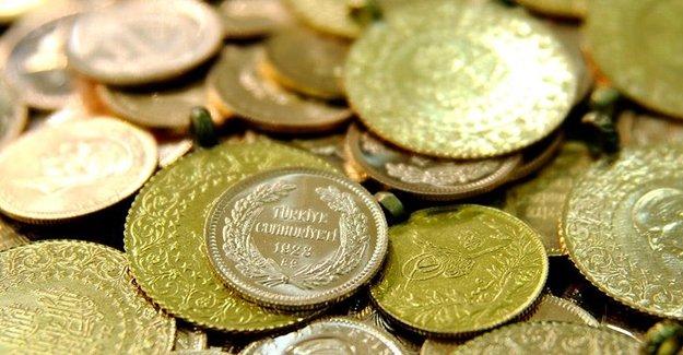 Altının Gramı 108 Lira Oldu