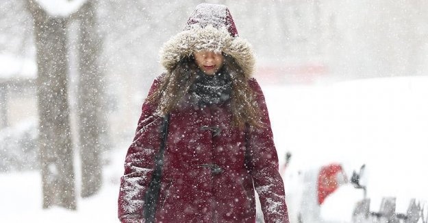 Ankara'da Kar Yağışı Hayatı Olumsuz Etkiledi
