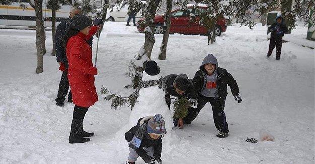 Ankara'da Yarın Okullar Tatil Mi?