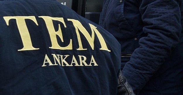 Ankara'da İki PKK'lı Gözaltına Alındı
