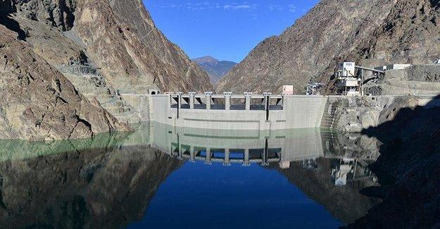 Artvin Barajı Ve HES Yarın Hizmete Girecek