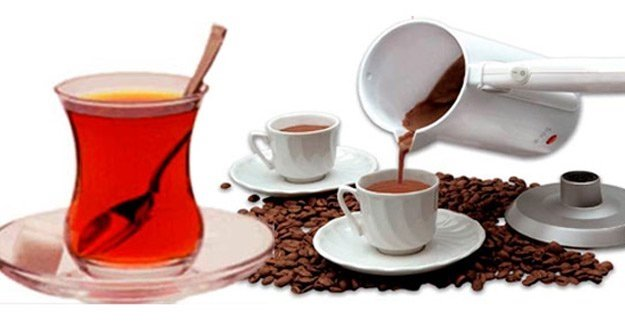 Çay mı, Kahve mi İçmek Lazım?