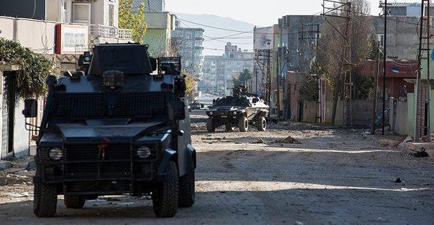 Cizre'de Terör Operasyonu 1 Şehit