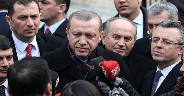 Cumhurbaşkanı Erdoğan'dan PKK'ya Sert Tepki!