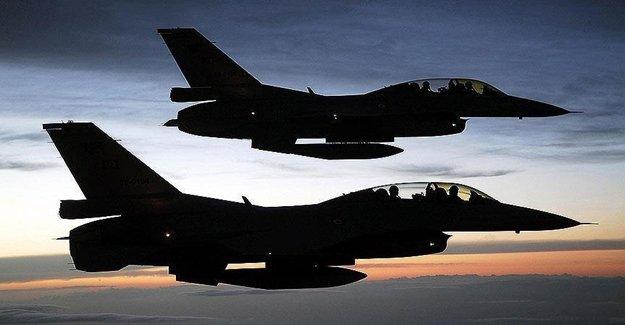 DAEŞ'A Hava Saldırısı!