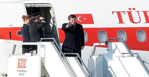 Davutoğlu Suudi Arabistan'ı Ziyarette Bulunacak