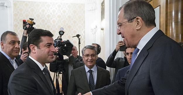Demirtaş'ın Rusya'dan şok eden isteği