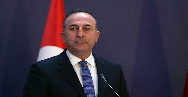 Mevlüt Çavuşoğlu'ndan Flaş PYD Açıklaması
