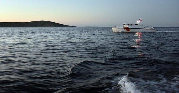 Ege Denizi'nde 180 Kişi Kurtarıldı