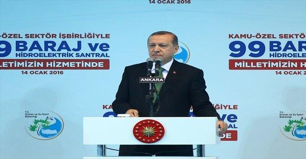 Erdoğan'dan Kılıçdaroğlu'na Beyaz Eleştirisi
