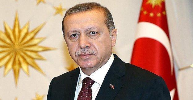 Erdoğan, Şehit Ailesine Başsağlığı Telgrafı Gönderdi