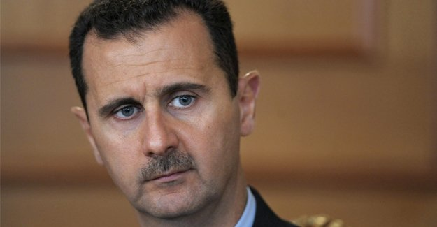 Esed'e Avrupa ülkesinden büyük şok!