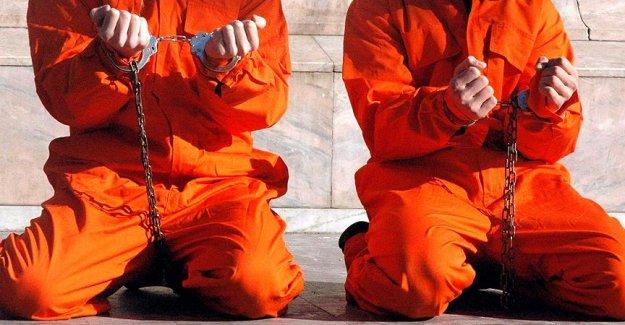 Guantanamo'da 46 Mahkum Aklandı