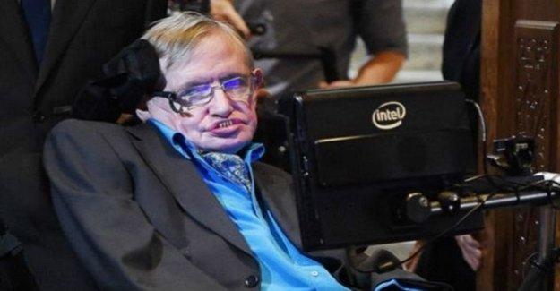 Hawking'e Göre İnsan Irkı Tehlikede!
