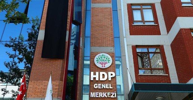 HDP Genel Merkezine Saldırıda Karar