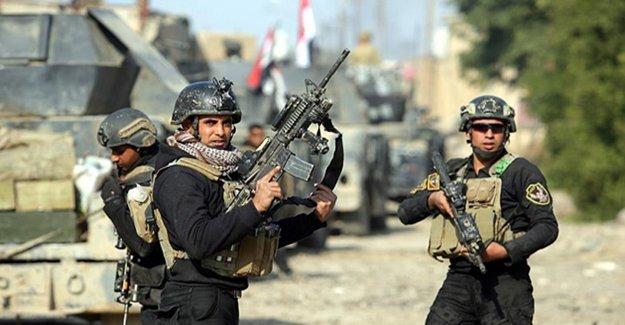 Irak Ordusunun İlerleyişi Sürüyor