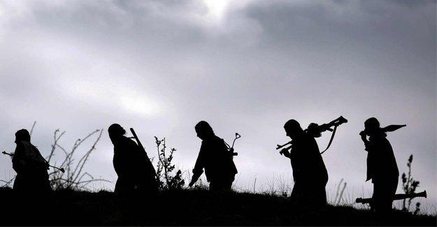 PKK'nın Silah Deposu Ele Geçirildi
