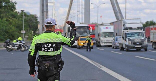 İstanbul'da Kaç Milyon Lira Trafik Cezası Kesildi?