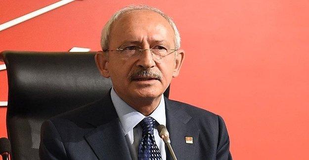 Kılıçdaroğlu'ndan AK Parti için ilk yorum
